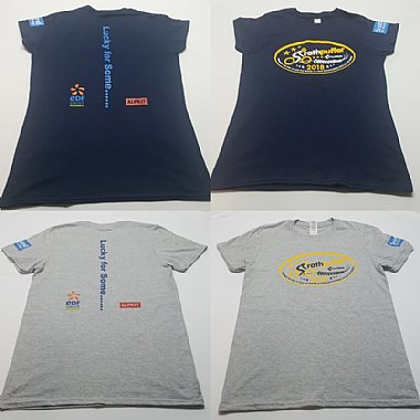 Buy Strathpuffer 2018 T-shirts