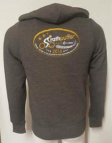 2018 Strathpuffer Hoodies are SOLD OUT.